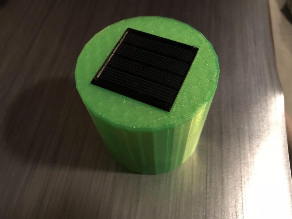 Solar Garden Light Diy Madeinfck